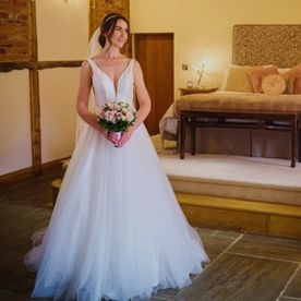 Helen Milne - Wedding Dress Maker - Farnborough - Hampshire